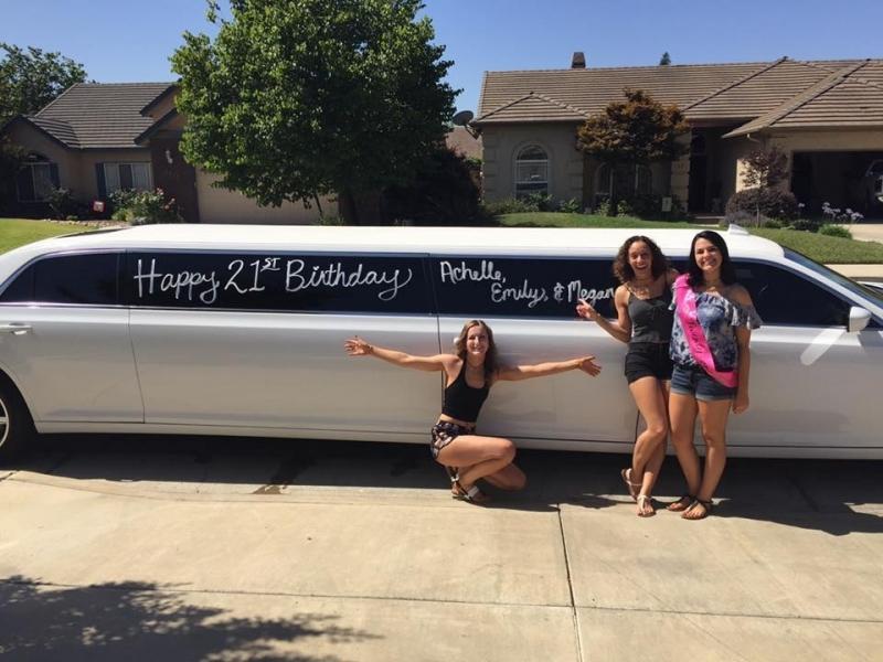 Prestige Limousine Services - birthdays2