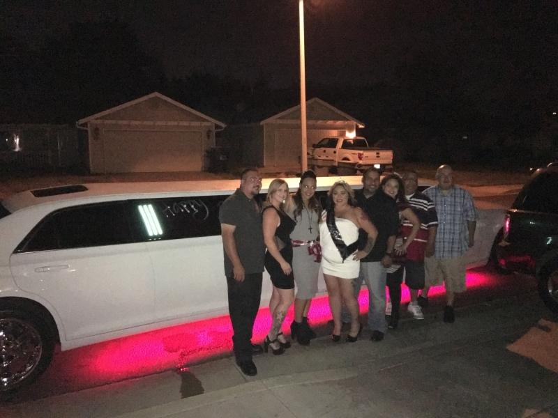 Prestige Limousine Services - birthdays6