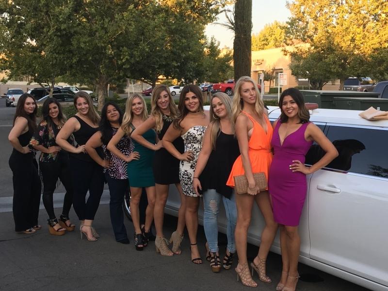 Prestige Limousine Services - birthdays7