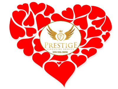 Valentines Day w Prestige Limousine 400x300