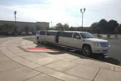 Prestige Limousine Cadillac limo - side view pic2A
