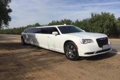 Prestige Limousine Chrysler limo pic2