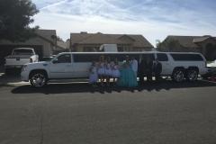 Prestige Limousine Services - birthdays3